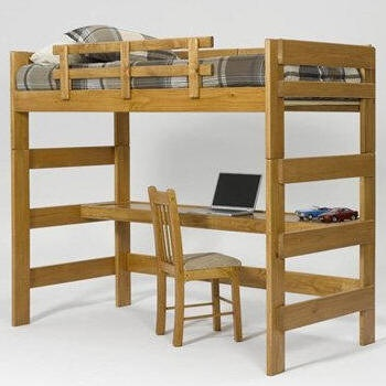 thebeanbagstore.com $350 Boone College Loft Bed