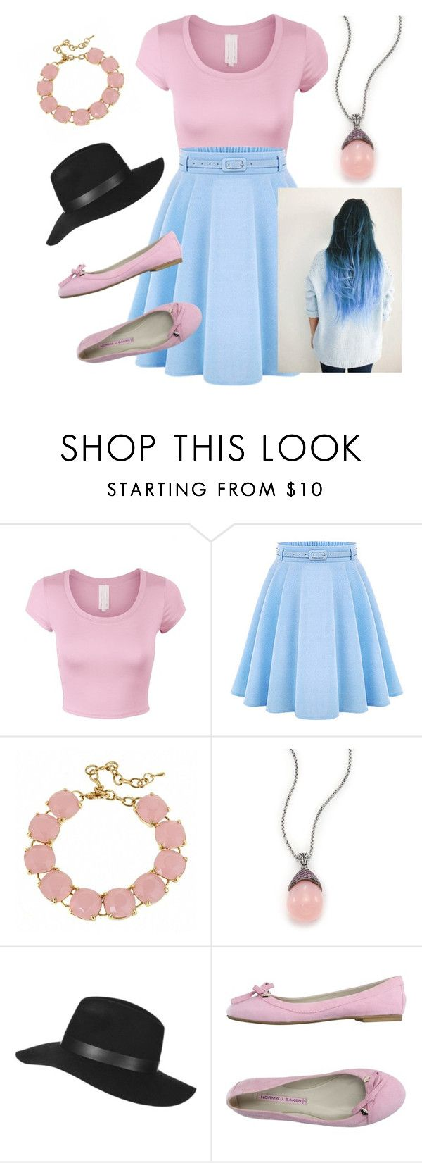 """""""Melanie Martinez Possessed Me 2"""" by peter-pan-in-wonderland ❤ liked on Polyvore featuring Fornash, John Hardy, Topshop and Norma J.Baker"""