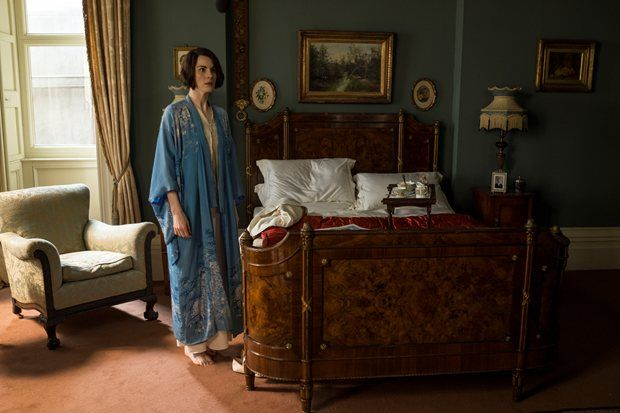 Downton Abbey series 6: first look images of Lady Mary, Anna, Bates and co