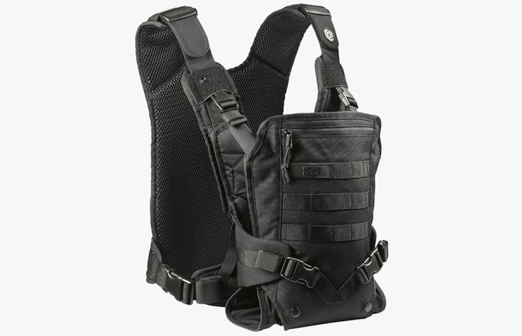 Mission Critical Is A Military-Grade Baby Carrier Designed Specifically For Dads