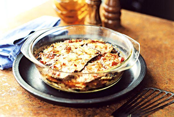 Melanzane alla parmigiana | Recept.nu