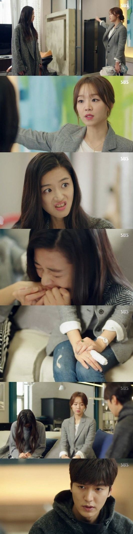 [Spoiler] Added episode 5 captures for the #kdrama 'The Legend of the Blue Sea'