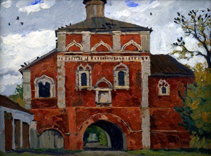 Суздаль. Благовещенская церковь