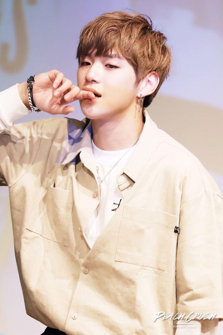 Wanna One 강다니엘 (Kang Daniel)