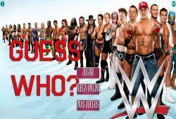 Solo los jugadores más valientes se atreverán a descubrir el rostro misterioso del clásico juego de Quién es quién en una nueva versión con personajes de la liga WWE. Elige uno de los personajes que vamos a mencionar ahora y descubre al personaje misterioso antes  que tus adversario. Elige uno de ellos: John Cena, Undertaker, The Rock, Rey Misterio, Randy, Triple H, Batista, Hulk Hogan, Brock, Kane, Seth, Cesaro, Edge, Roman R, Kelly Kelly, Aj Lee, LIta, Trish, Melina Summer, Layla…
