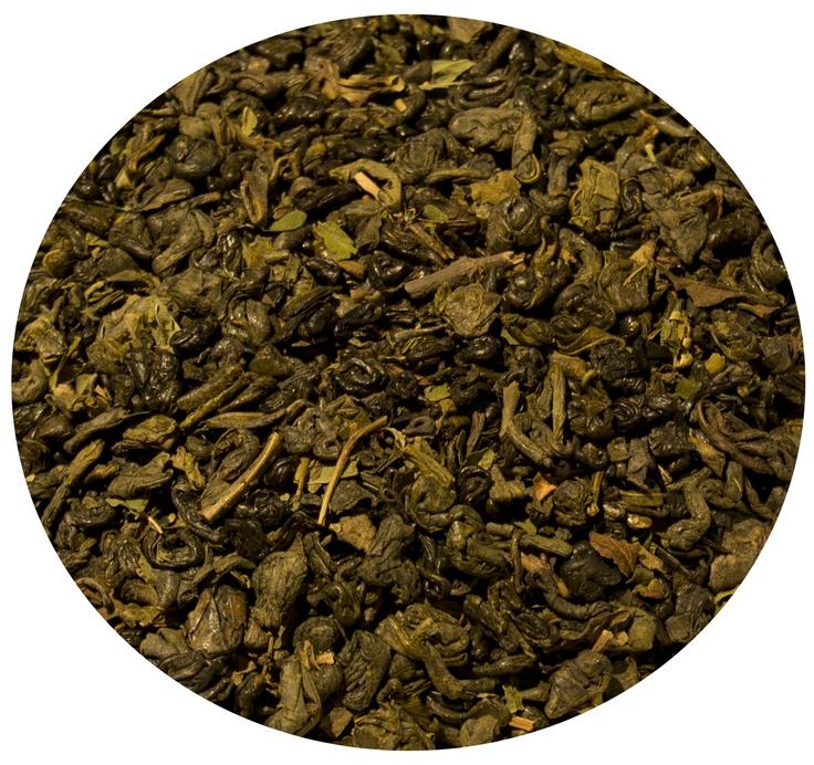 """""""Té Verde Moruno"""" Té verde con hierbabuena al estilo moruno. 6€ / 100gr."""