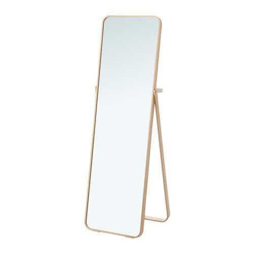 IKEA IKORNNES ASH Floor mirror