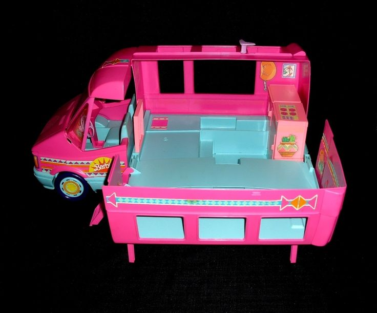 1000 Ideas About Barbie Camper On Pinterest Barbie