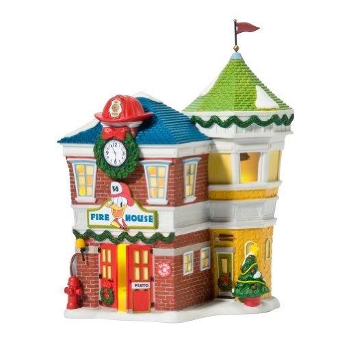 Department 56 Disney Village Lit House, Donald's Fire Station by Department 56, http://www.amazon.com/dp/B003MU96B4/ref=cm_sw_r_pi_dp_22dXqb0X5E67J