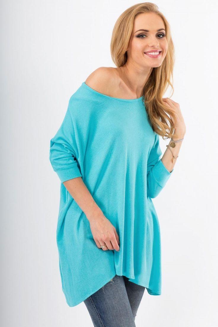 :)  https://www.mokado.pl/Tunika-Model-M18-Turkus-p19031 #tunika #odziez #mokado #moda #fashion #trendy #style