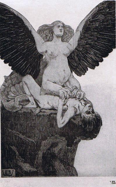 Kim Thompson Illustration: MONSTER BRAINS: AWESOME HORROR ILLUSTRATION BLOG