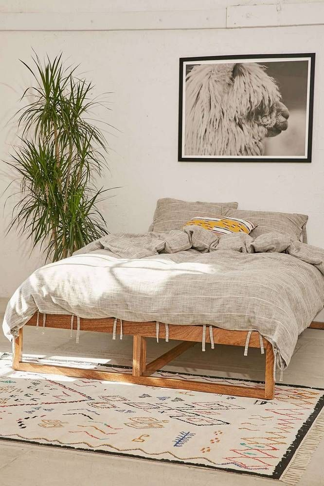 25+ best bed frames ideas on pinterest | diy bed frame, king