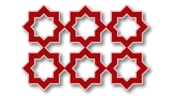 كيفية رسم النجمة الثمانية الزخارف الهندسية Arizona Logo Art School Logos