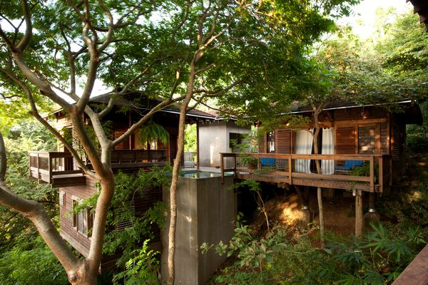 Aqua Wellness Resort (Gigante, Nicaragua): Relax in your treetop villa at this luxury Nicaragua resort, amidst lush vegetation and exotic wildlife! #Nicaragua #travel
