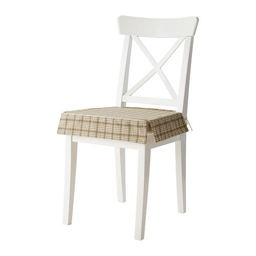 ELSEBET Chair pad - beige - IKEA