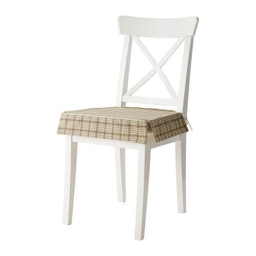 ELSEBET Chair pad - beige - IKEA