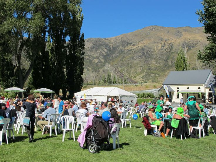 Gibbston Wine and food Festival, Gibbston - Central Otago