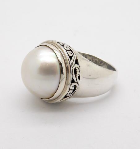 mabe white ring