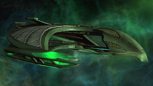 Star Trek Romulan Ships | Star Trek Online STO MMORPG F2P Sci-Fi MMO Game Legacy of Romulus