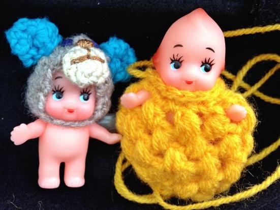 Taller kewpigurumi #kewpie #crochet #amigurumi