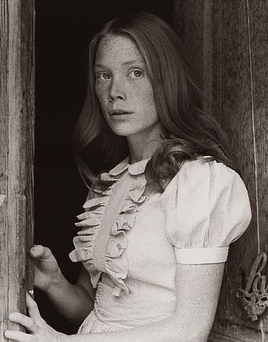 Sissy Spacek~because she brought Loretta Lynn to life with warmth, heart & sheer talent.