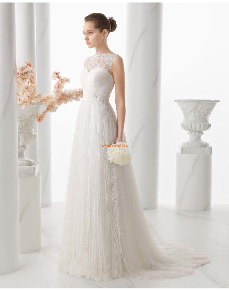 Bryllupskjoler med Sjal Chic & Moderne Vår Brudekjoler 2015