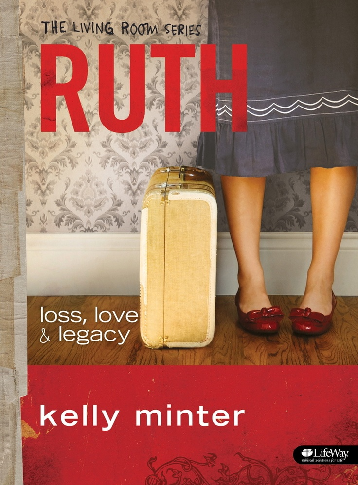 This is a Bible study over the book of Ruth.  It is LEGIT!  Highly recommend.