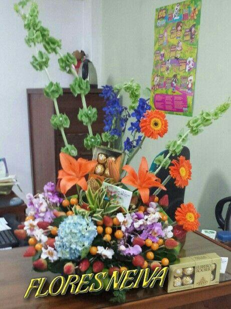 Decora tu vida con Flores Neiva Comunicate al 3153335017