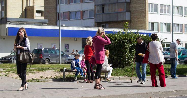 Naujosios Vilnios gyventojus liberalioji Vilniaus valdžia diskriminuoja. Tokia pagrindinė Lietuvos rusų sąjungos išplatinto pranešimo spaudai mintis. O diskriminacija pasireiškia...