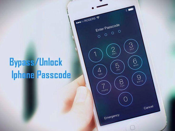 How to unlockbypass iphone passcode iphone 66 plus5
