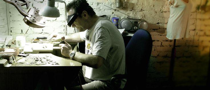 Jeweller|Art|Handmade|Norman Man Jewellery