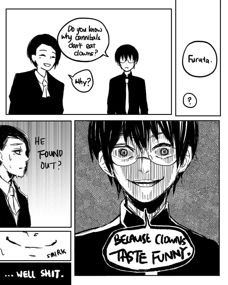 Tokyo Ghoul (if you never read manga before read from the ...