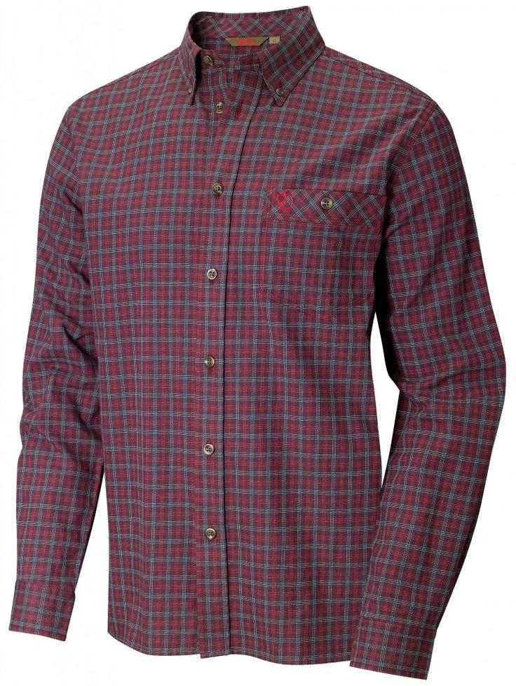 Fjellreven Wood Skjorte - Skjorter - Herre
