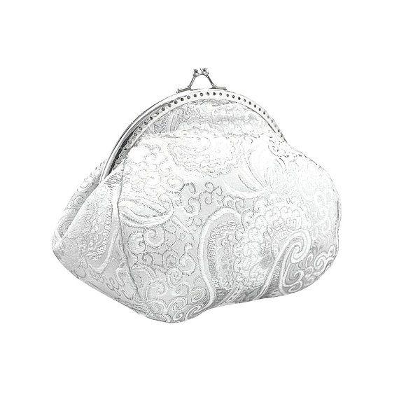 bride handbag bridal clutch bag womens purse by FashionForWomen. https://www.etsy.com/listing/209375814/bride-handbag-bridal-clutch-bag-womens?ref=shop_home_active_1