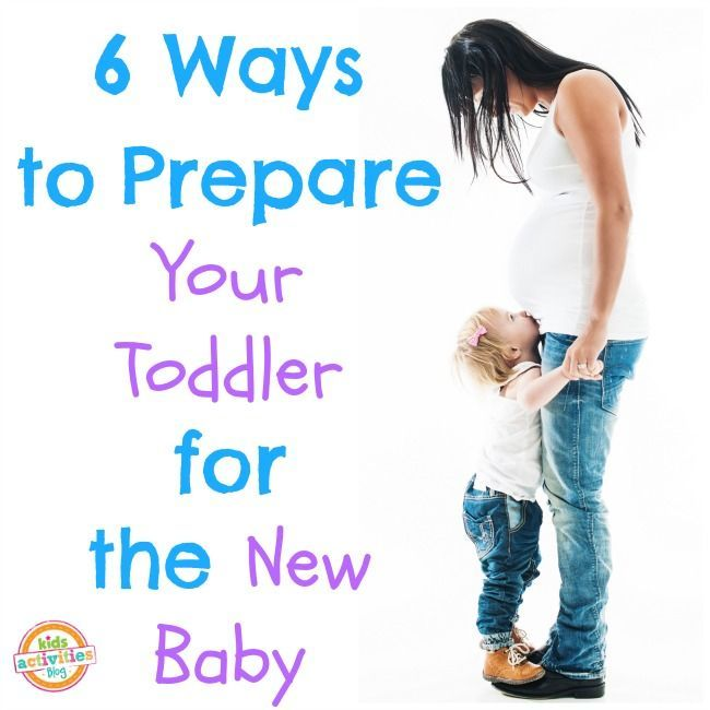 Prepping Your Child for a New Sibling
