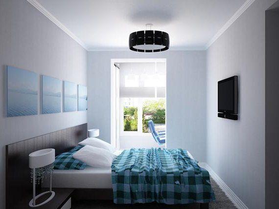 Дизайн спальни 10 кв м: фотографии интерьеров, модные тенденции