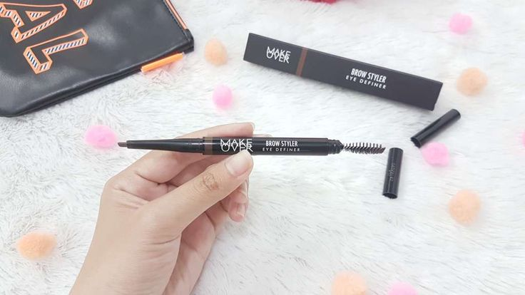 REVIEW MAKEOVER BROW STYLER EYE DEFINER