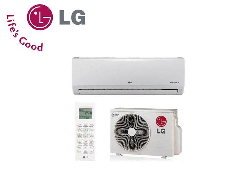 LG Econo Inverter – E09EK – 9000BTU/h