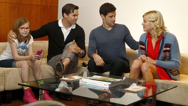 'The New Normal' = my favorite! (except for the mean grandma)