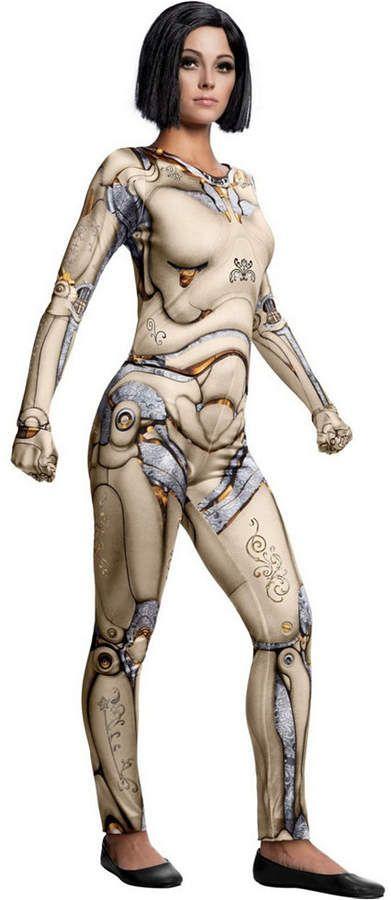 BuySeasons Women Alita Battle Angel Doll Body Adult Costume