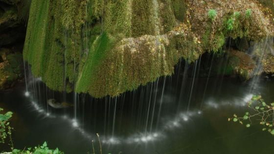 Bigar waterfall is located in Anina Mountains, in Caras-Severin, Minis Valley. Romania is amazing!