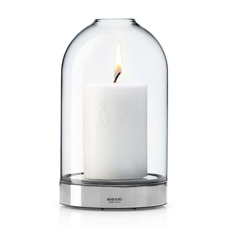 Outdoor Candle Lantern: EVA SOLO HURRICANE LAMP - Candle NOT INCLUDED