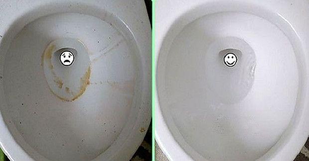 Nincs annál bosszantóbb, mint amikor tudod, hogy tiszta a WC-d, mégsem szép!
