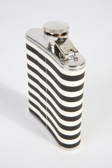 Ha!  @Randy Bradley, maybe I should get this cool flask to carry A.1. steak sauce to Red's for my Chicken Fried Steak.  LOL