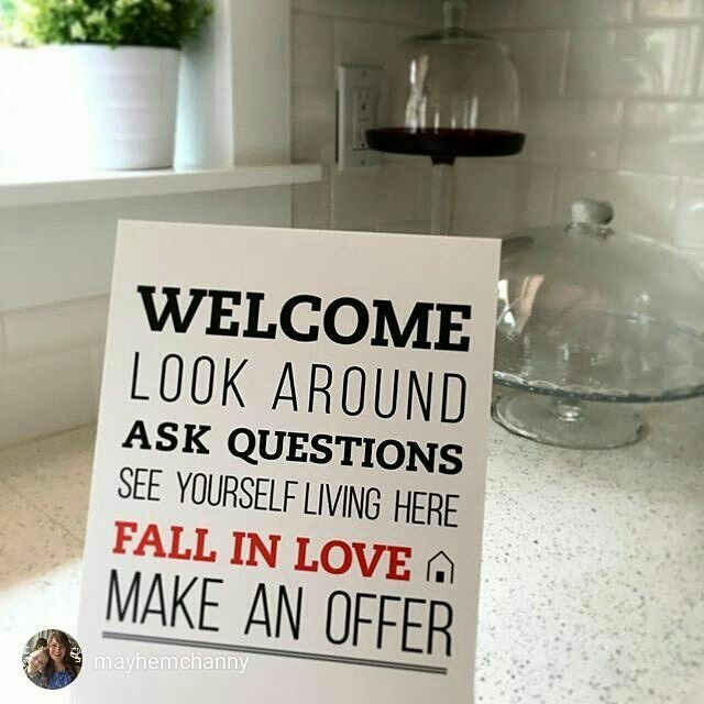 It feels like we have arrived when Realtors take pictures of our products at other Realtors listings!! www.atrestore.com Thanks for the ❤ girl!! Repost from @mayhemchanny : Saw this cutie sign on the counter at a home I toured yesterday! #allthingsrealestate #portlandrealestate #makeanoffer