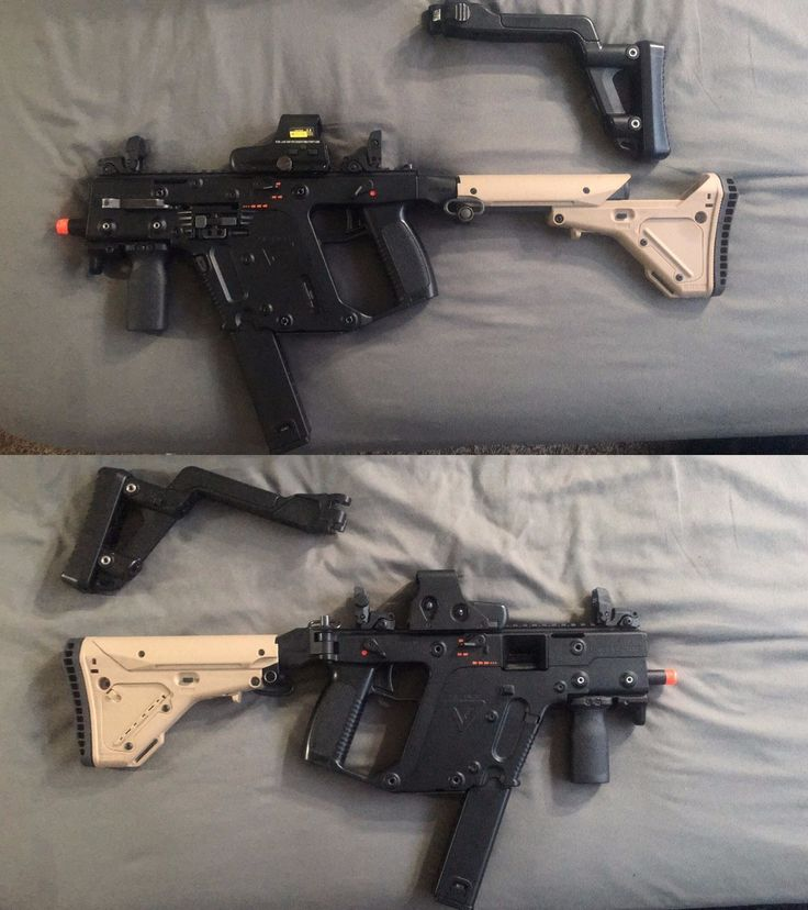 Rifle 160922: Kwa Kriss Vector Ubr Stock Custom -> BUY IT NOW ONLY: $879.19 on eBay!