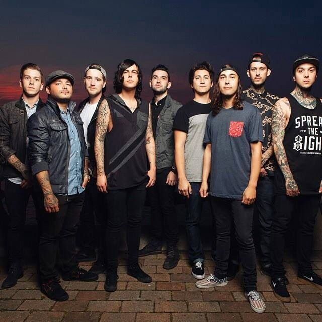Pierce the Veil & Sleeping With Sirens