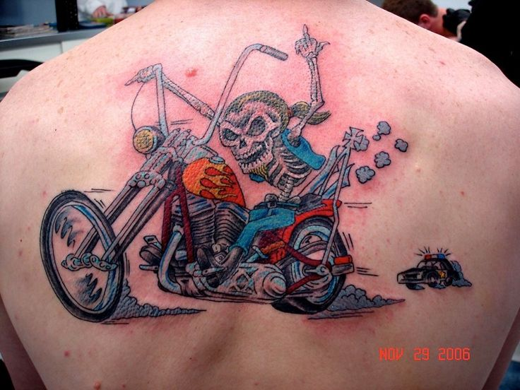 1000 images about biker motorcycle on pinterest harley tattoos back shoulder tattoos and. Black Bedroom Furniture Sets. Home Design Ideas