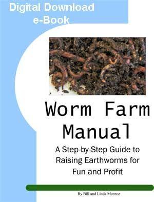 how to grow earthworms in garden