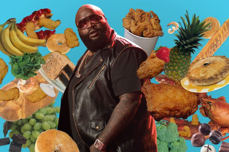 The Boss Is Hungry: Every Food or Drink Name-Dropped in a Rick Ross Song